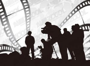 film-movie-theme-silhouettes-vector